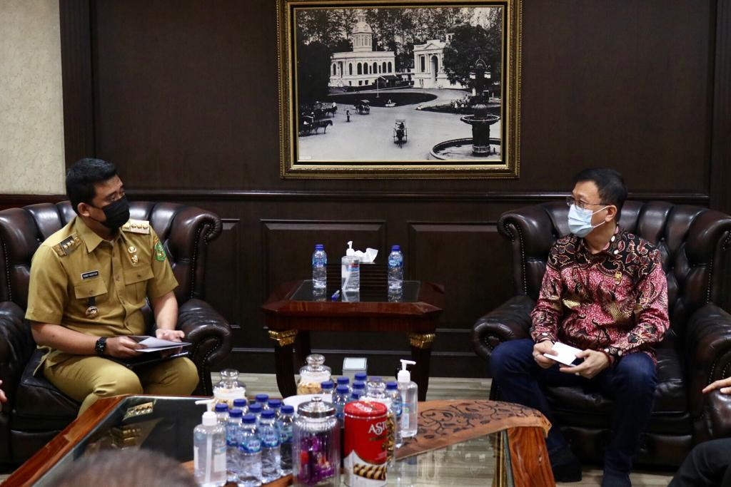 DPRD Medan Apresiasi Gebrakan Wali Kota