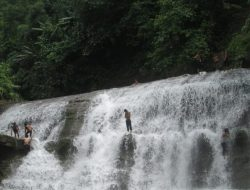 Air Terjun Handro-Handro di Ulugawo, Surga Tersembunyi