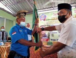 Deklarasi LSM KaTeSS dan Doa Arwah Almarhum H Razali Doyong Berjalan Sukses