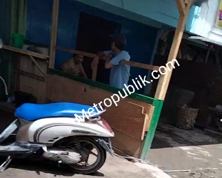 Judi Tembak Ikan Merek Joker 88 di Pajak Palapa Brayan Bebas Beroperasi