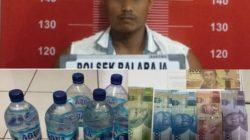 Tewaskan Pembeli, Polisi Ciduk Pelaku Pengedar Miras Oplosan