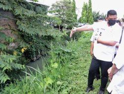 Wali Kota Medan Tinjau Aliran Sungai Bedera