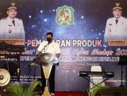 Wali Kota Ingin Pemko Bisa Jadi Pasar Bagi Produk UMKM Medan