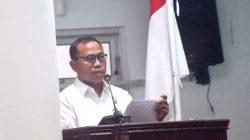 Bupati Nias Sampaikan Nota Jawaban Atas Pandangan Umum Fraksi DPRD Kabupaten Nias