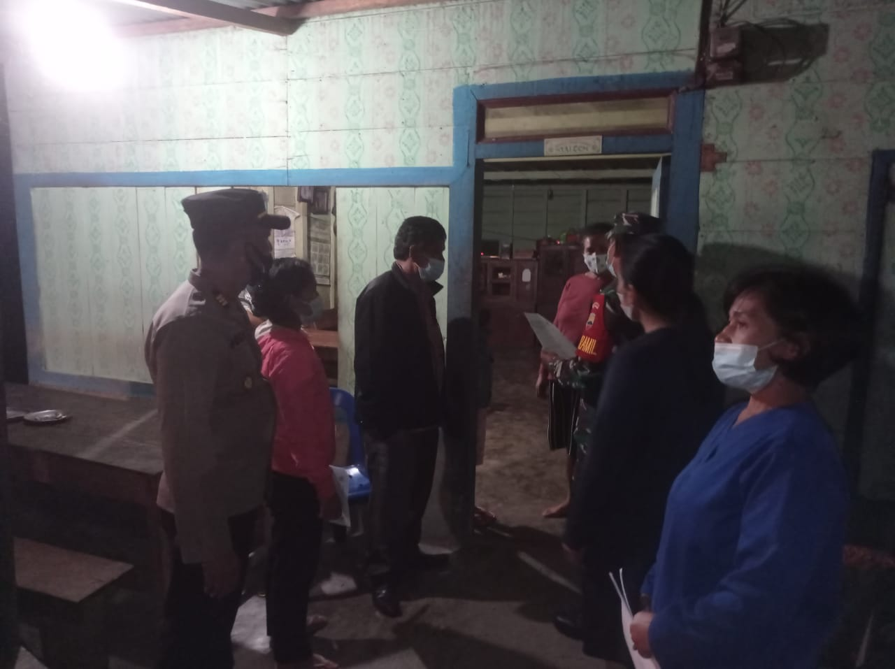 Kerja Keras Kapolda Sumut Berhasil Sembuhkan Warga Dusun Gur Gur Terpapar Covid-19