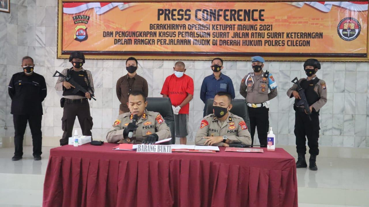 Penjual Surat Keterangan Palsu Berhasil Diamankan Polisi
