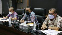 Wakil Wali Kota Medan Pimpin Rapat Evaluasi Pengadaan Barang dan Jasa Pemko Medan Tahun 2021
