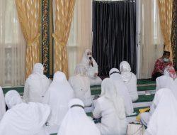 Jelang Berakhirnya Bulan Puasa, Kader TP PKK Kota Medan Tetap Antusias Ikuti Pengajian Ramadhan