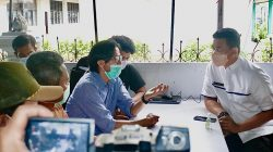 Wali Kota Medan Bersilaturahmi ke Warkop Jurnalis