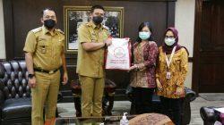 Pemko Medan Terima Bantuan 1000 Paket Sembako Dari Sekretariat Negara Republik Indonesia