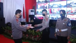 Dari Banten, Kapolri Luncurkan 100.000 Rumah Anggota Polri