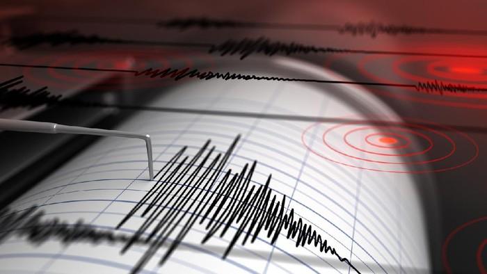 Gempa M 5,3 Guncang Gunungkidul Yokyakarta