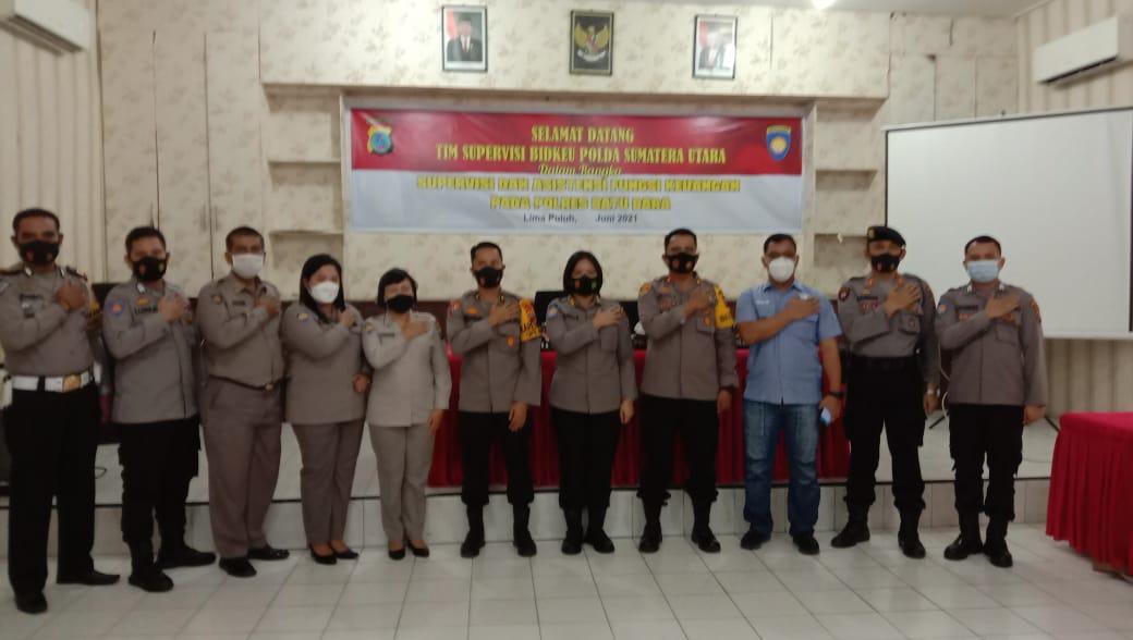 Polres Batubara Peringkat ke 3 se Indonesia dalam Mengelola Anggaran Polri