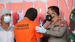 Dua Orang Pelaku Pembunuh Wartawan Diamankan Polisi