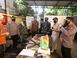 Kapolri Bakal Tambah Tracer di Posko PPKM Mikro Cengkareng Barat