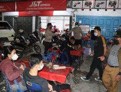 PPKM Diperpanjang, Patroli Prokes Terus Berlanjut di Medan