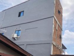 DPRD Minta Satpol PP Kota Medan Segera Tindak Tegas Bangunan 4 Lantai di Jalan Surau