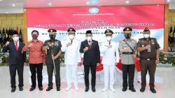 Pangdam I/BB Hadiri Pelantikan Bupati dan Wakil Bupati Nias