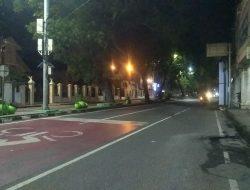 Begini Situasai Penyekatan PPKM Darurat Hari Pertama di Medan