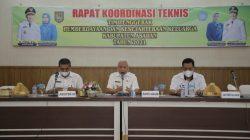 Bupati Buka Rakornis TP. PKK Kabupaten Asahan