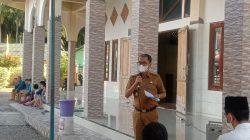 Bupati Nias Serahkan Secara Simbolis Hewan Qurban Kepada BKM AL ABRAR Idanogawo