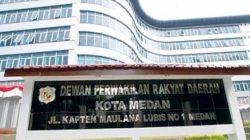 DPRD Medan Gelar Rapat Paripurna Nota Pengantar Ranperda Zonasi PKL