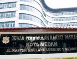 DPRD Medan Terima Nota Pengantar Ranperda RPJMD