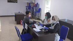Dukung Percepatan Vaksinasi, 63.393 Orang Telah divaksin Polda Banten
