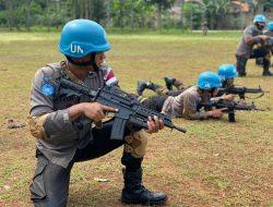Kisah Briptu Raeld Anak Medan Berhasil Lulus Melaksanakan Misi PBB di Afrika Tengah