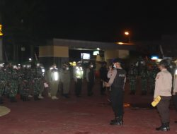 PPKM Darurat, Polda Banten Patroli Skala Besar ke 4 Lokasi