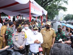 PPKM Darurat di Kota Medan, Kapoldasu Ajak Masyarakat Patuhi Aturannya