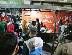 Tertibkan Warung Nasi Goreng Dijalan Pemuda, Petugas Diprovokasi Oleh Oknum Tidak Dikenal