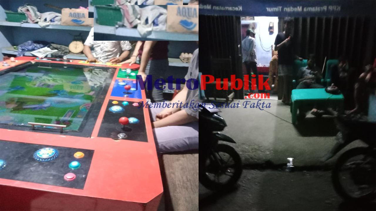 Judi Ikan & Dindong Bebas Beroperasi di Jalan 5 Brayan