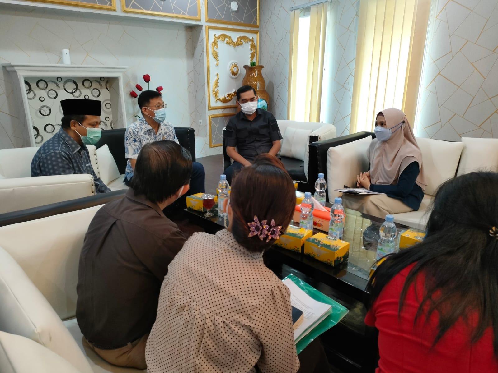 Pimpinan DPRD Medan Rekomendasikan RS Bunda Thamrin jadi Provider BPJS Kesehatan