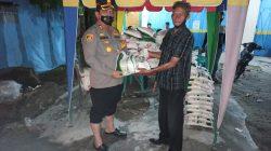 Polres Batubara Dirikan Posko dan Distribusikan Bantuan Kapolda Sumut