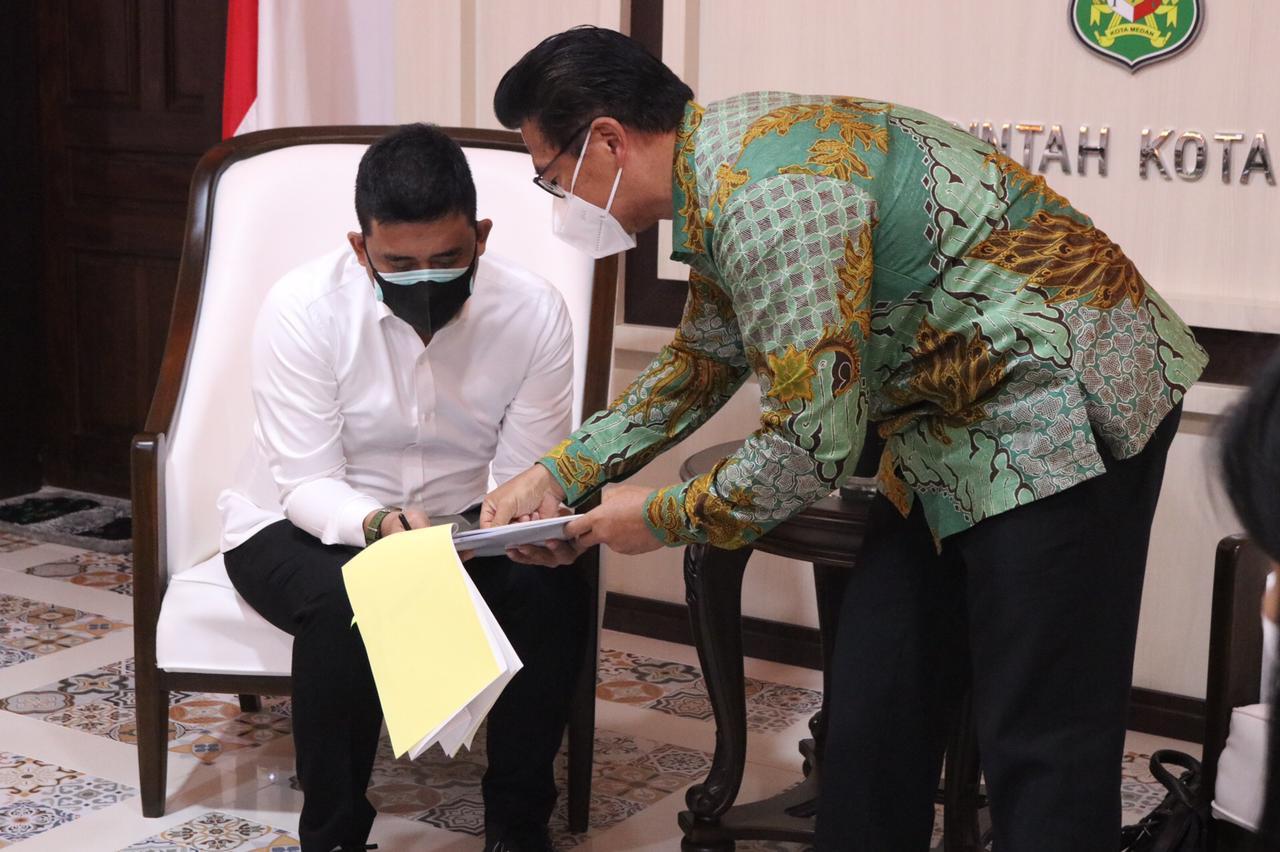 Pemko Medan Tidak Akan Persulit Investor