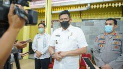 Bobby Nasution Mulai Berkantor di Kecamatan Zona Merah Covid-19