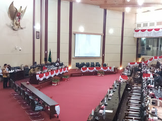 DPRD Medan Ingatkan Pemko Realisasikan Pembanguan Islamic Centre