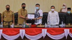 Di Sidang Paripurna DPRD Medan, Prioritaskan APBD Secara Efektif dan Transparan