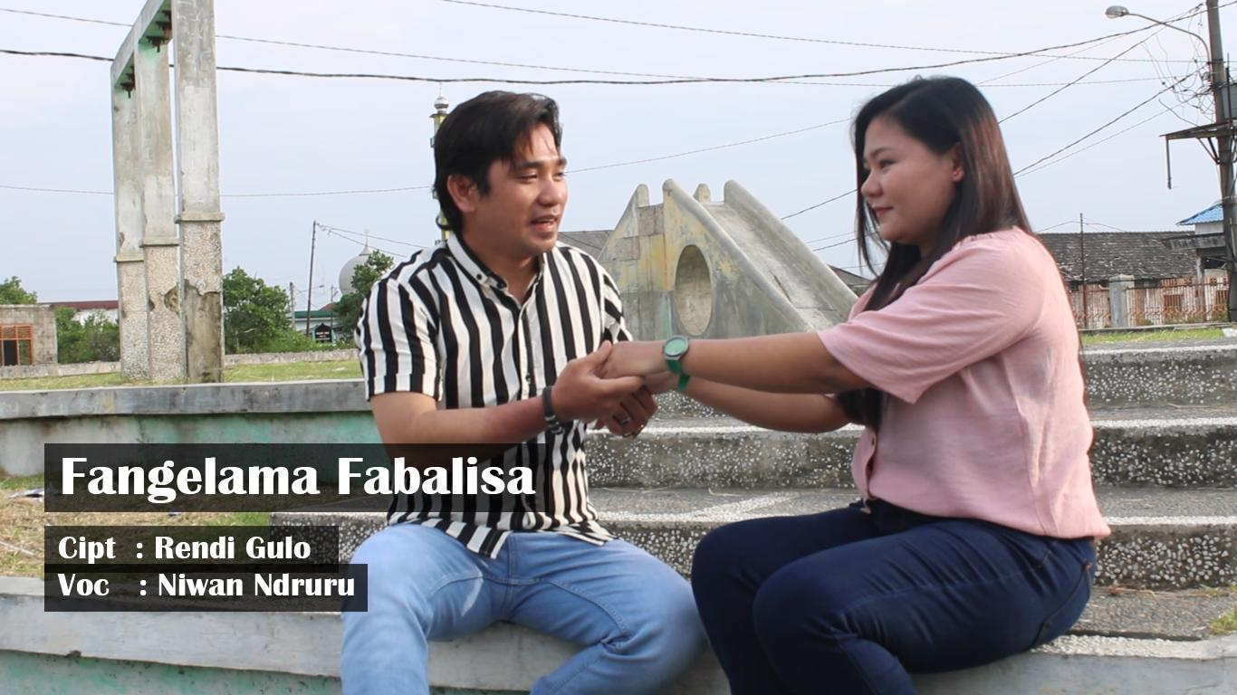 Fangelama Fabalisa - Lirik Lagu Nias Terbaru