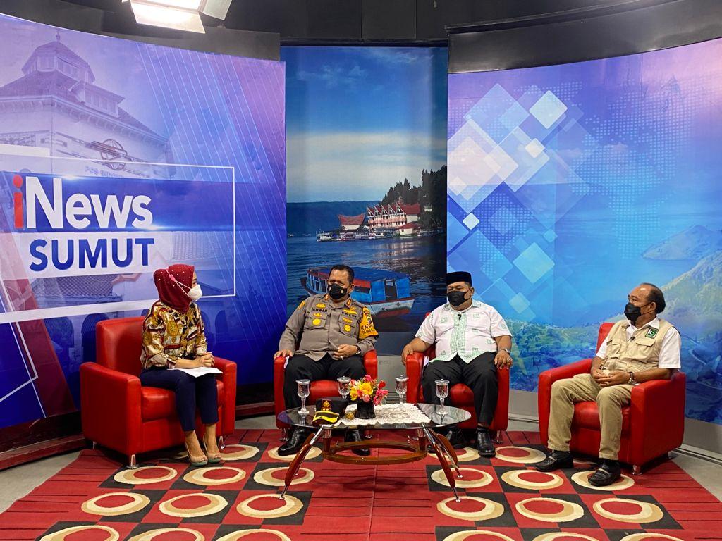 KSJ Menjadi Perhatian iNews TV Hinga Dialog Khusus bersama Pendiri