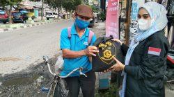 Ratusan PKL Jalan STM Medan Dapat Bantuan Sembako dari Kabareskrim Polri