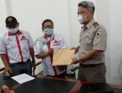 KTBM Serahkan Surat Pengajuan Pelepasan Tanah ke BPN Sumut