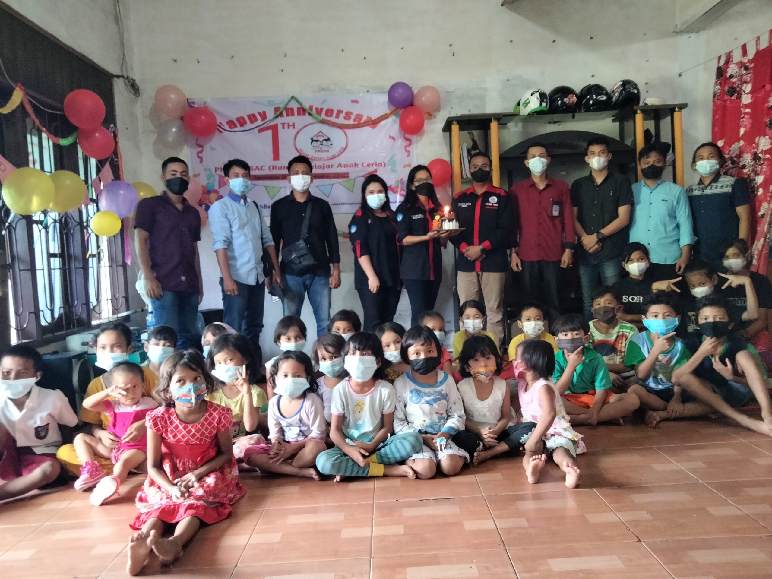 PKBM RBAC Gelar Anniversary 1 Tahun