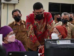 Menantu Jokowi Komitmen Tekan Angka Penyebaran Covid-19 di Medan