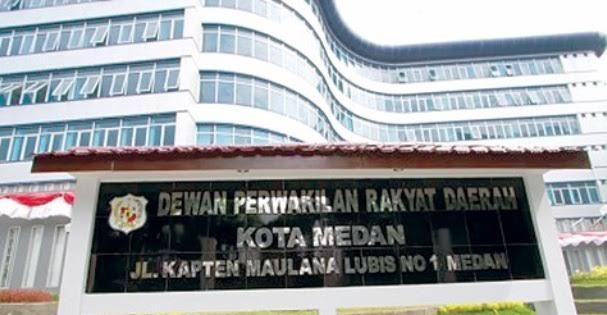 Pansus Ranperda Zonasi PKL Kecewa, Pemko Medan Sampaikan Naskah Akademik Tahun 2018