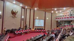 Paripurna Nota Jawaban Walikota Medan Picu Beragam Reaksi Fraksi-fraksi di DPRD Medan