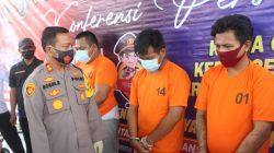 Tiga Pelaku Pembakaran Mobil Personel Polres Sergai Ditangkap