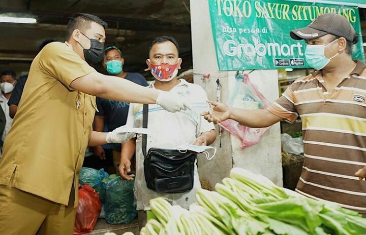 Pemko Medan Menetapkan Zonasi Pedagang Kaki Lima