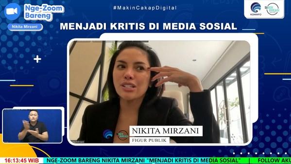 Kemenkominfo Tingkatkan Kampanye Berpikir Kritis di Era Digital